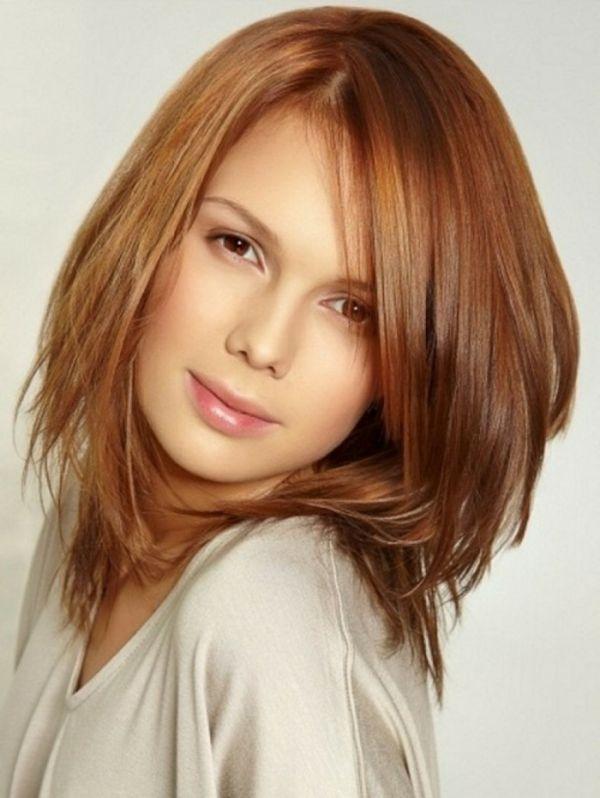 Pony Frisuren Und Stufenschnitt Passend Für Frauen über 30? Style