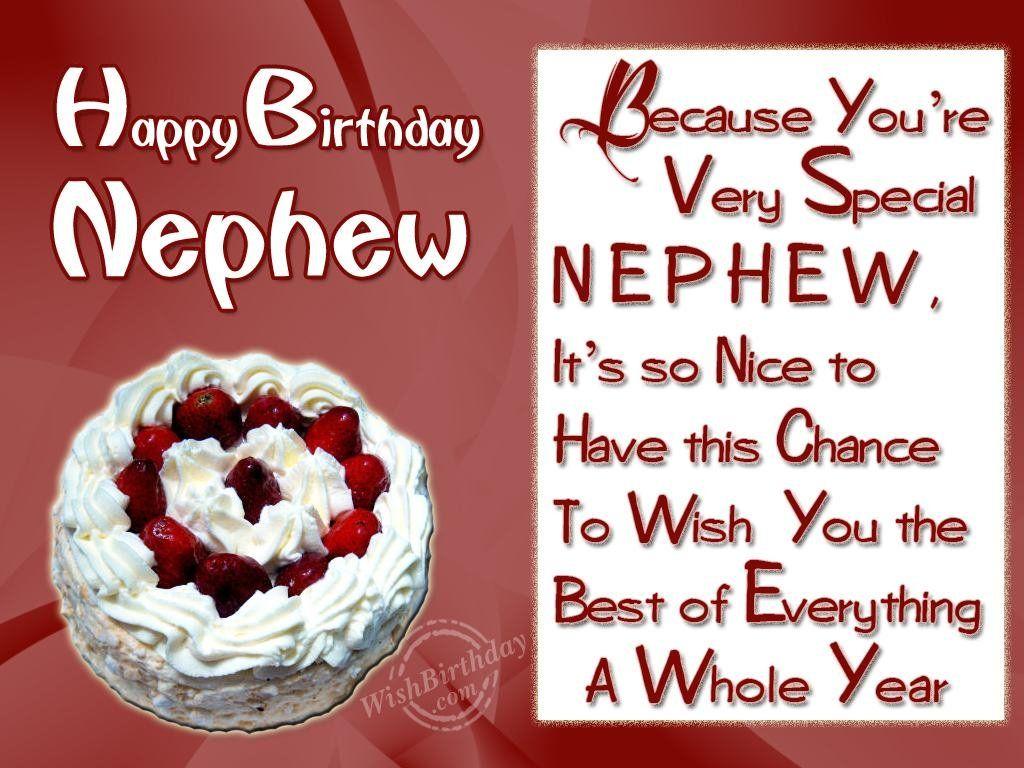 happy birthday dear nephew – Birthday Cards for Nephew