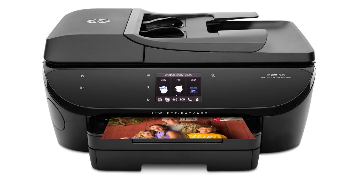 The HP ENVY 7644 all-in-one printer produces low-cost, lab-quality photos wirelessly from your iPhone or iPad. Buy online now at apple.com.