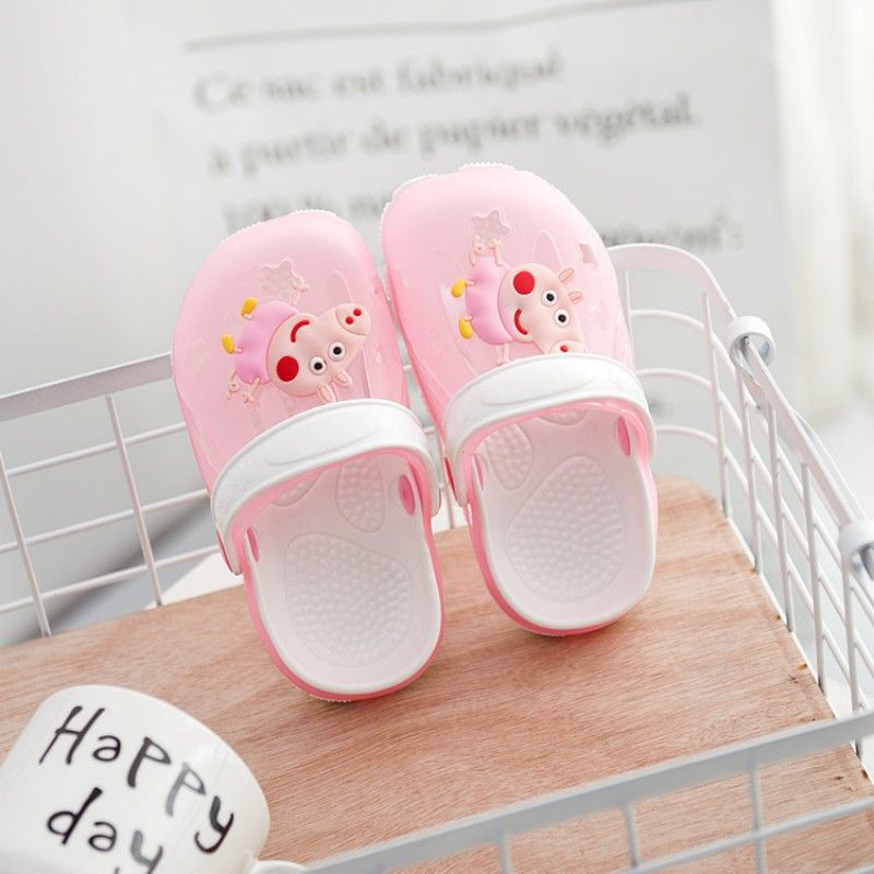 baby kids girl Hole sandals Hole shoes