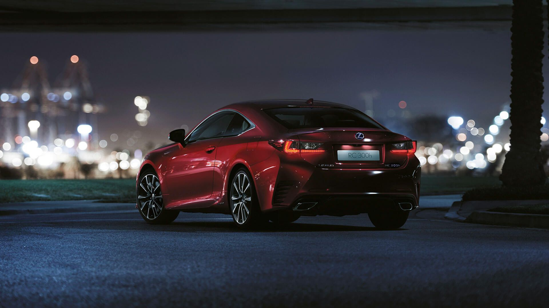 2017 lexus rc gallery 014 exterior Sports coupe, Coupe