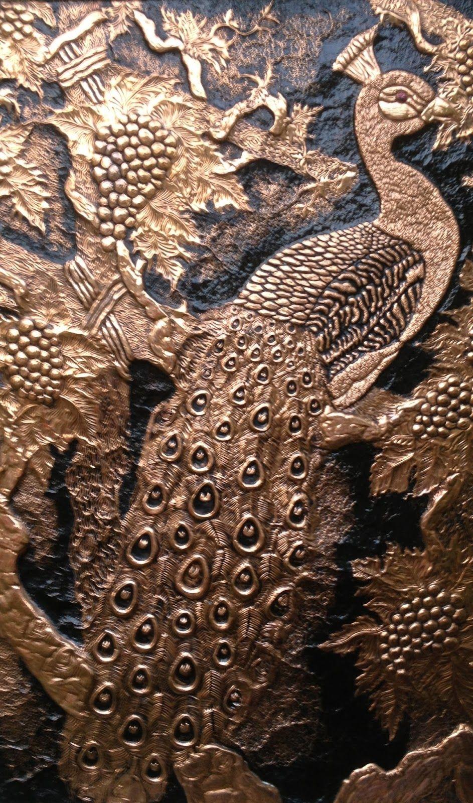 Copper tooling copper tooling pinterest copper copper art