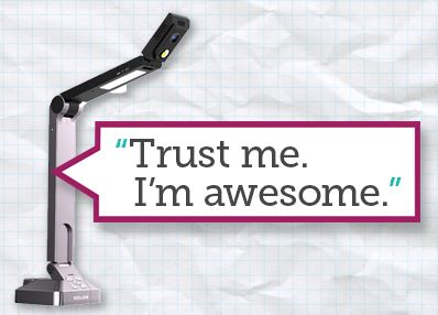 Enter to win a HoverCam Solo 8 Document Camera this week! ($349 value) Be sure to sign up by July 20, 2014 to be eligible to win!   Edutopia