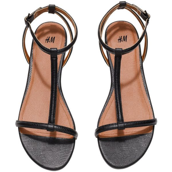 Strappy sandals, Ankle strap sandals