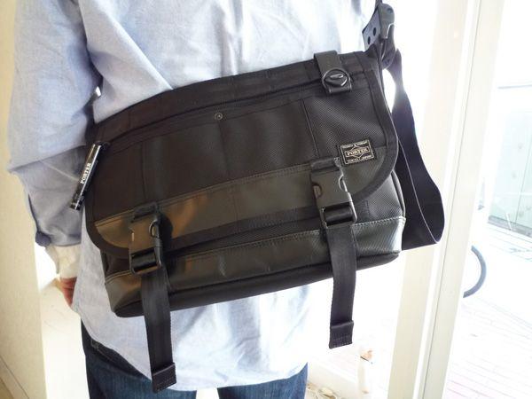 Yoshida Bag Porter Messenger