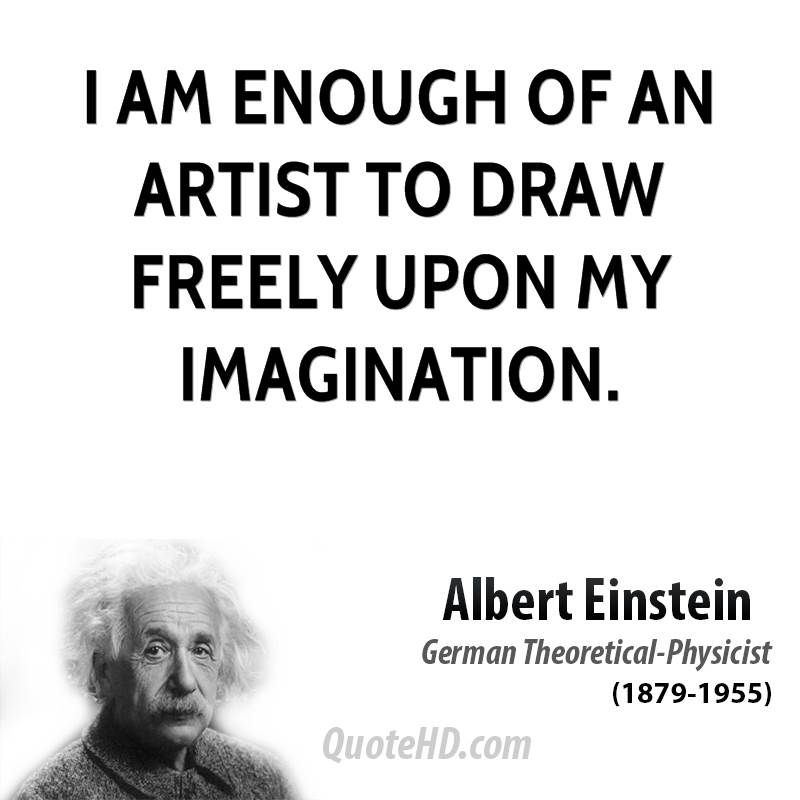 Albert Einstein Imagination Quotes Intelligence quotes