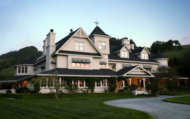 VERY LARGE RANCH HOMES Google Search Dream Home Pinterest