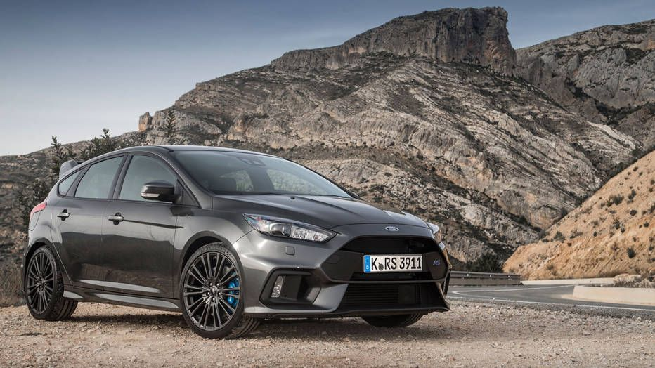 This Ford Focus Rs Cost More Than Half A Million Dollars Ford