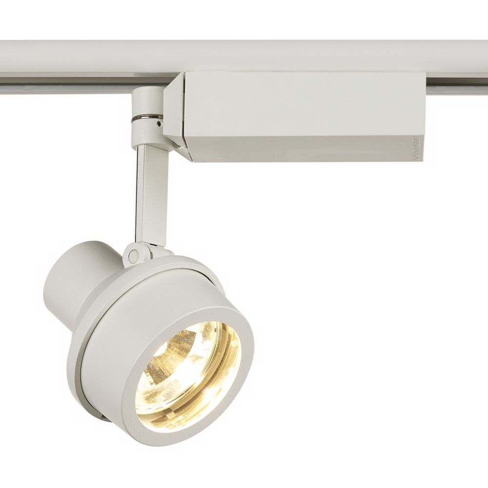 Lightolier Step Spot White Mr 16 Track Light Head Products