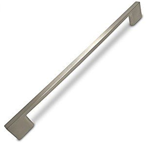 Southern Hills Brushed Nickel Cabinet Handles 8 75 Inch Screw