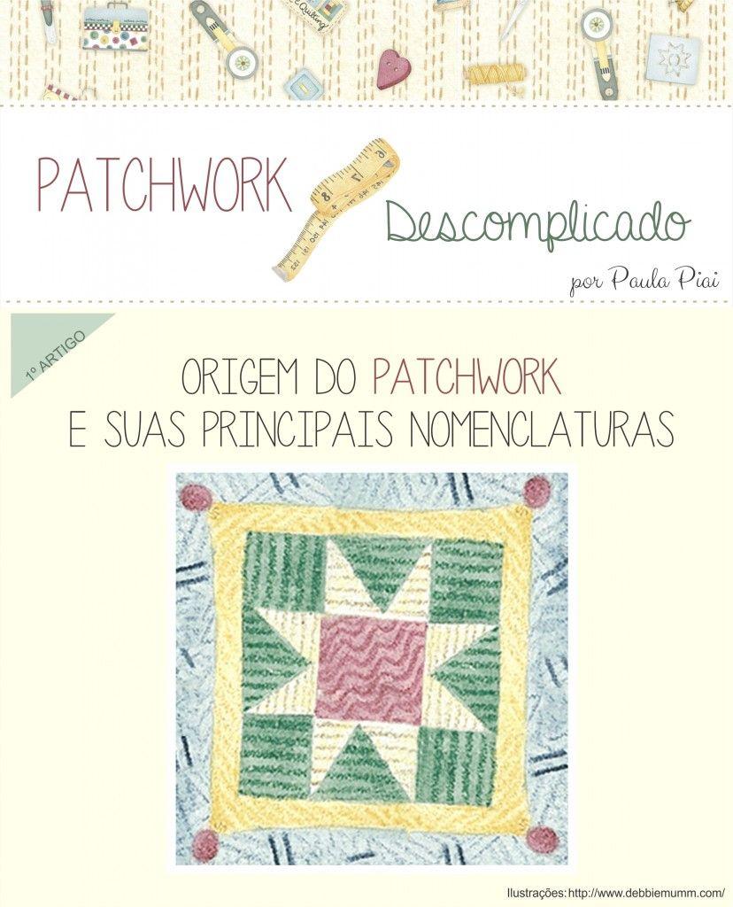Patchwork Descomplicado - ARTIGO 1