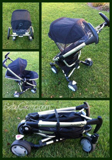 Check Out Baby Gizmou0027s Review Of Our Quinny Zapp Xtra With Folding Seat!