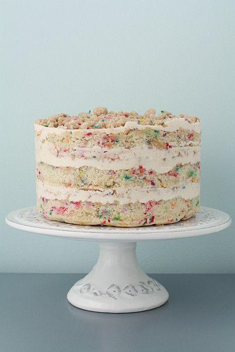 Momofuku Milk Bar Birthday Cake PARTY IDEAS Pinterest Momofuku
