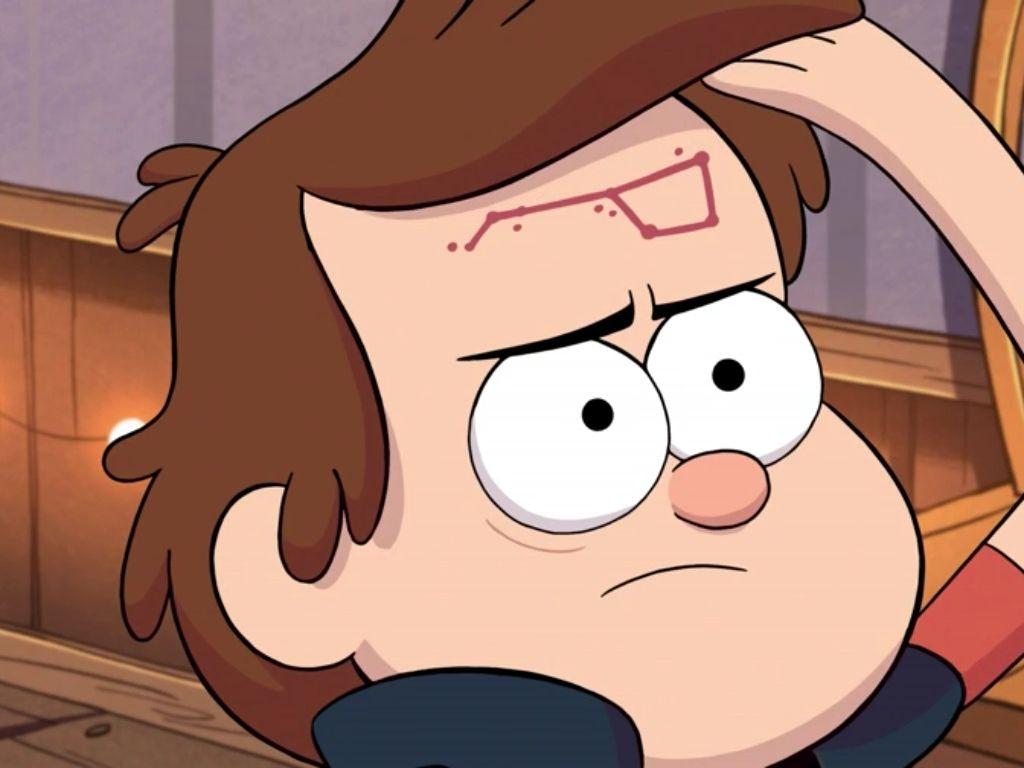 Gravity Falls Dipper Para Colorear