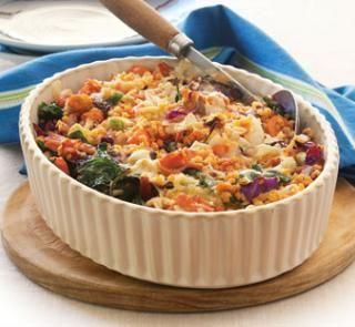 Mixed vegetable lentil bake healthy food guide healthy recipes mixed vegetable lentil bake healthy food guide forumfinder Gallery