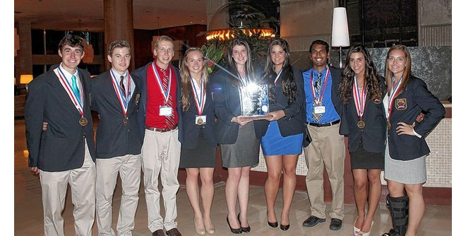 DECA students place in top 10 at international conference | ThisWeek Community News