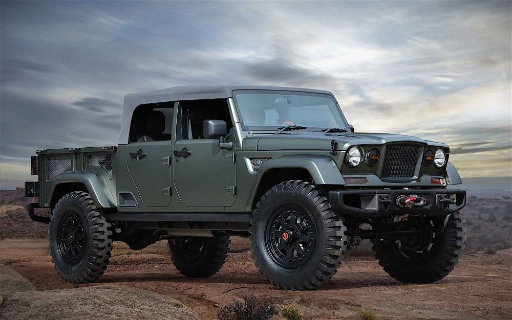 2020 Jeep Wrangler Release Date Price In 2020 Jeep Scrambler Jeep Wrangler Pickup Jeep Wrangler Pickup Truck