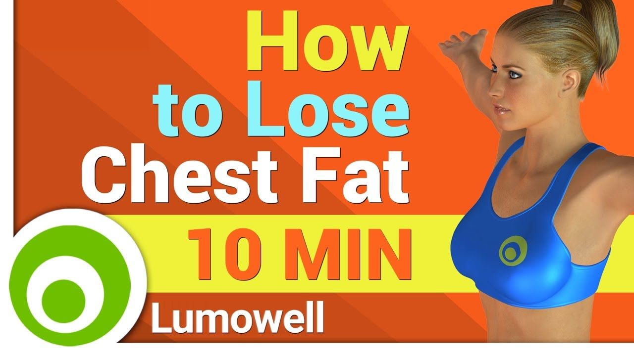 How To Lose Chest Fat For Women  Lumowell  Back Workout -8358