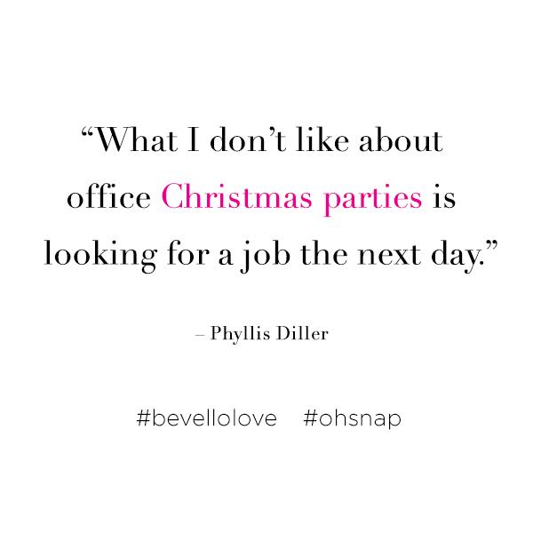 #bevellolove #ohsnap #phyllisdiller