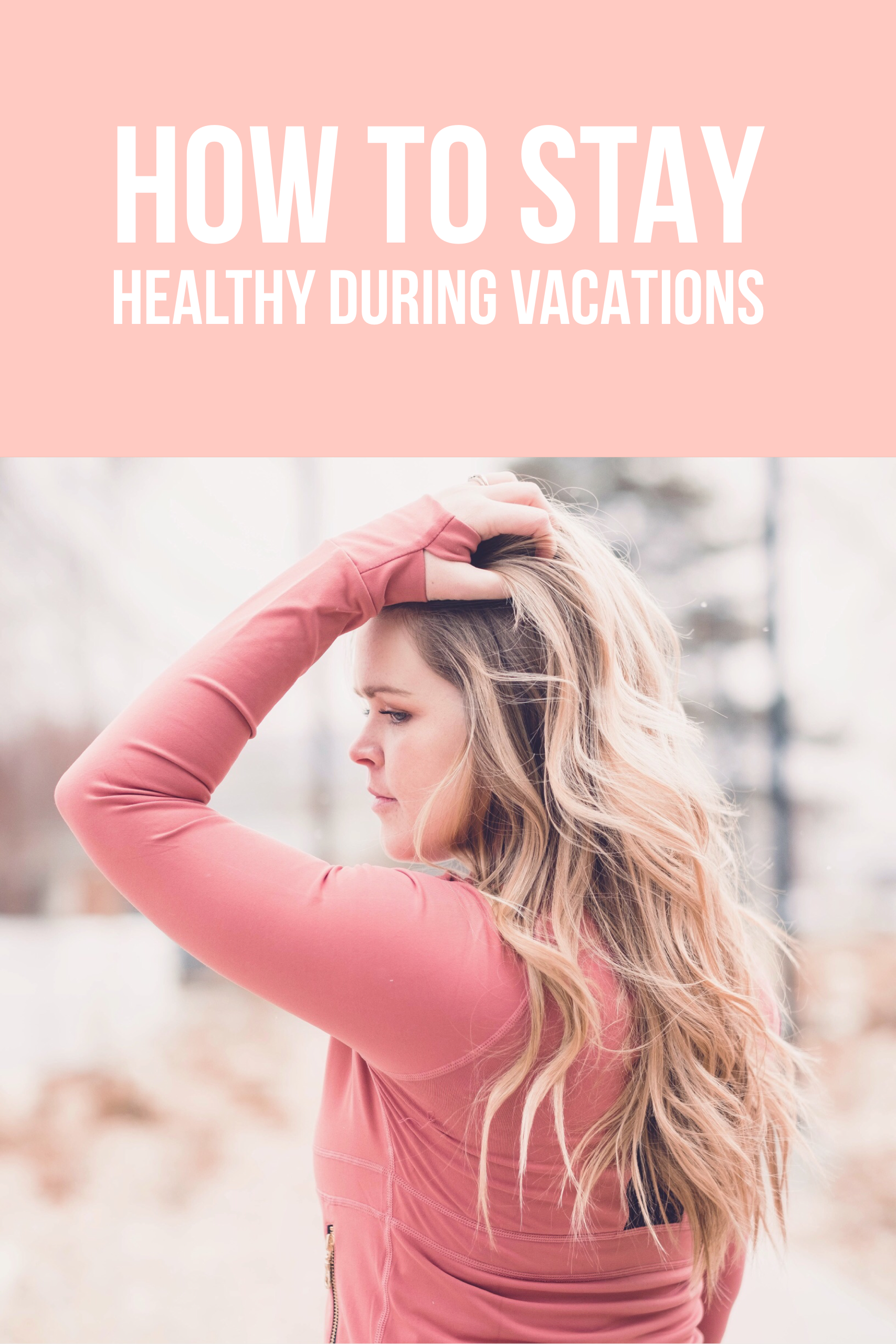 It's hard to stay healthy when you travel, but I have a few tips and tricks so you don't destroy your diet. There are many ways you can still go on an adventure without suffering too much from jet lag or lack of sleep. The key is to stick to these ideas for a healthy life.