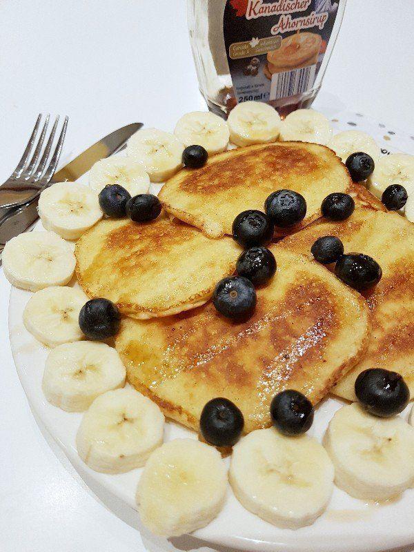 Rezept für American Pancakes - Sonntagsfrühstück mit der Familie - SIMPLYLOVELYCHAOS