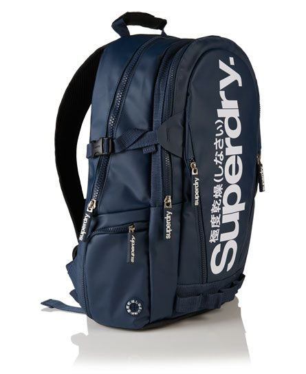 Buy Mens Superdry Mega Ripstop Tarp Backpack from Our Official Website and  Get Free Delivery! Order Now or check out our other Bags available from  Superdry