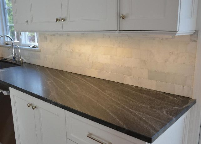 Guest Posts Interior Design Ideas Kitchen Countertop Materials Black Granite Countertops Kitchen Remodel
