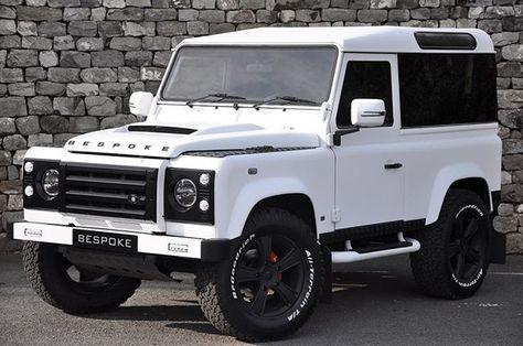 Matte White Land Rover >> Arctic Edition Land Rover W Matte White Paint Finish Range Rover