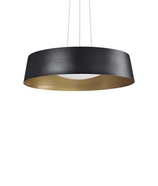 Photo of Kuzco Sampson Pendant Light in Black