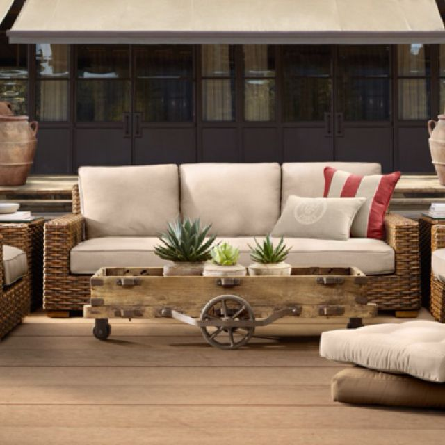Outdoor living. | Patio furniture covers, Furniture ... on Fine Living Patio Set id=98144