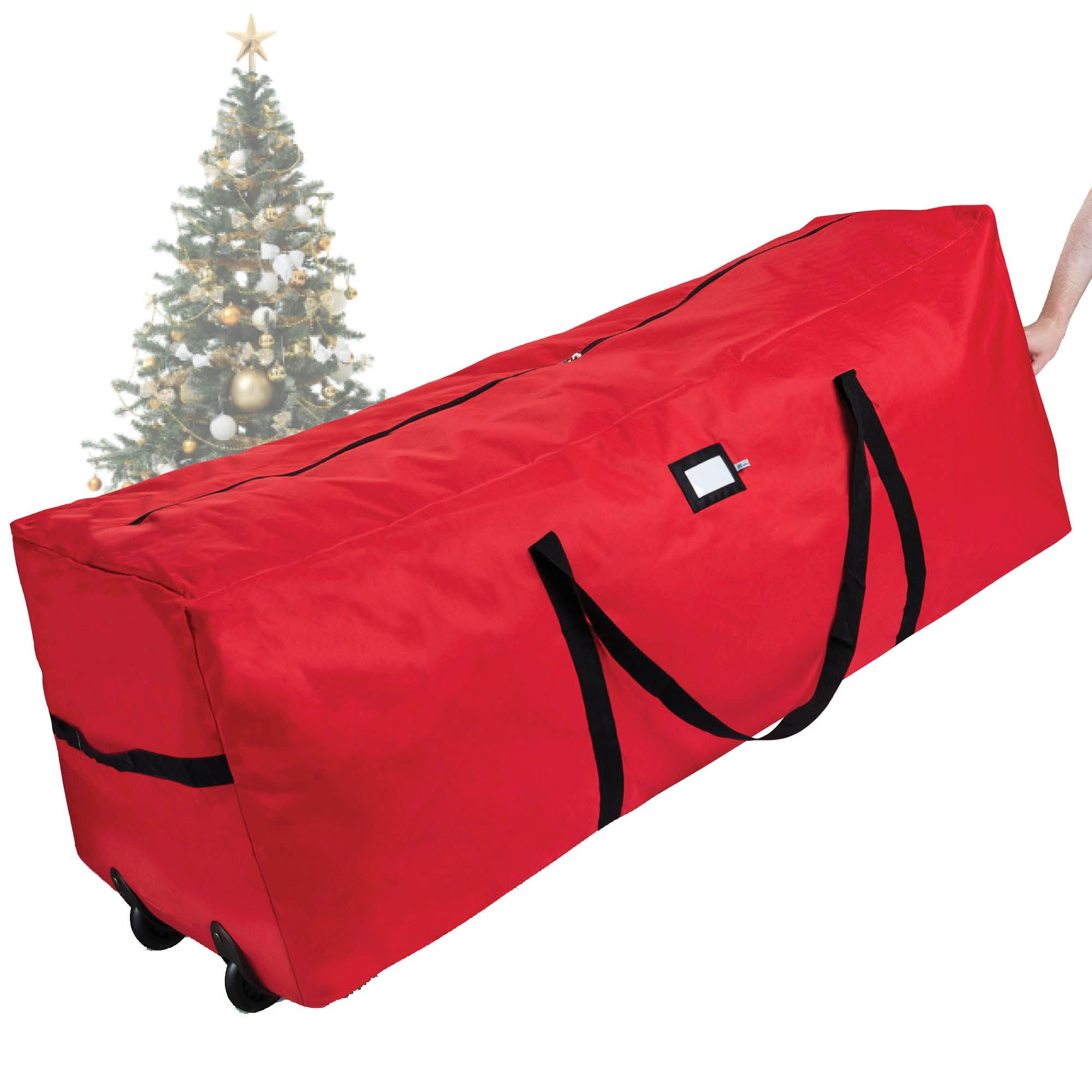 Free 2 Day Shipping On Qualified Orders Over 35 Buy Premium Large Rolling Christmas Tree S Christmas Tree Storage Tree Storage Bag Christmas Tree Storage Bag Rolling christmas tree storage bag