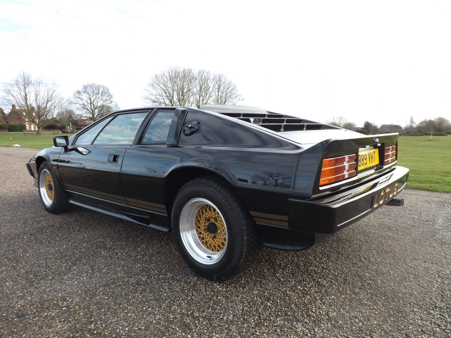 1985 Lotus Esprit Turbo Bridge Classic Cars in 2020