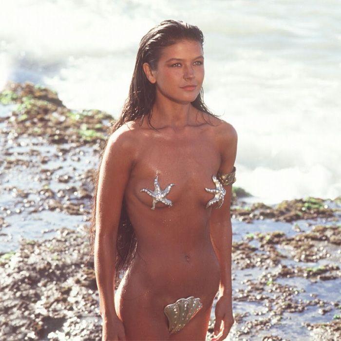 Fotos de bikini de Catherine zeta jones