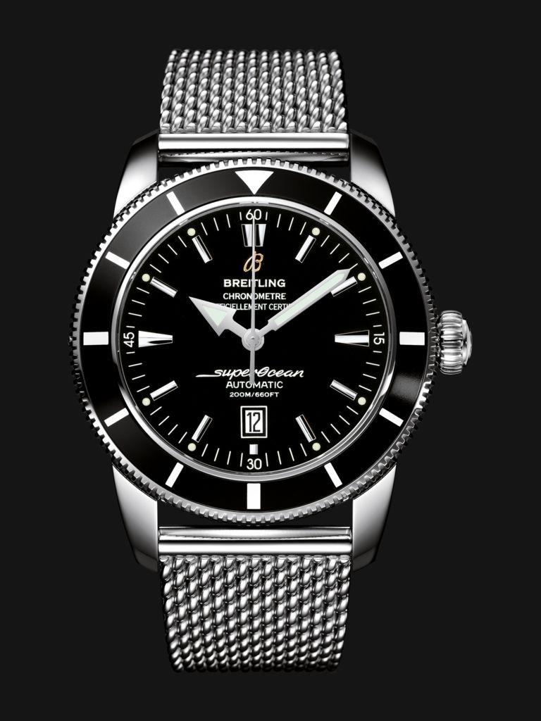 Superocean Heritage 46 Versions Breitling Superocean Heritage Breitling Watches Breitling Watches Superocean