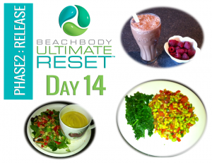 The Ultimate reset day 14