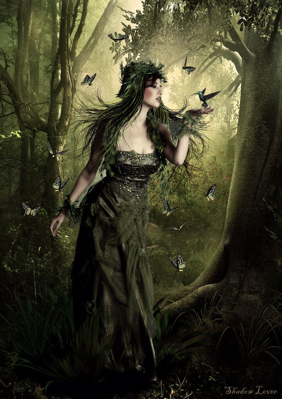 Mother Nature Art Mother Nature By Shadowxlover Celtic Gods Celtic Myth Fantasy Art
