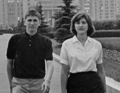 Bobby Con Su Unica Hermana Joan Fischer Ajedrecistas Ajedrez Moda Para Hombre Casual