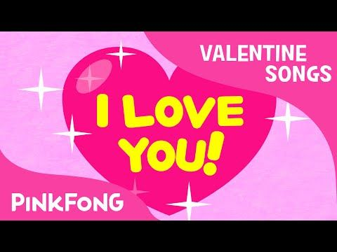 skidamarink | valentine's day song | best kids songs | pinkfong, Ideas