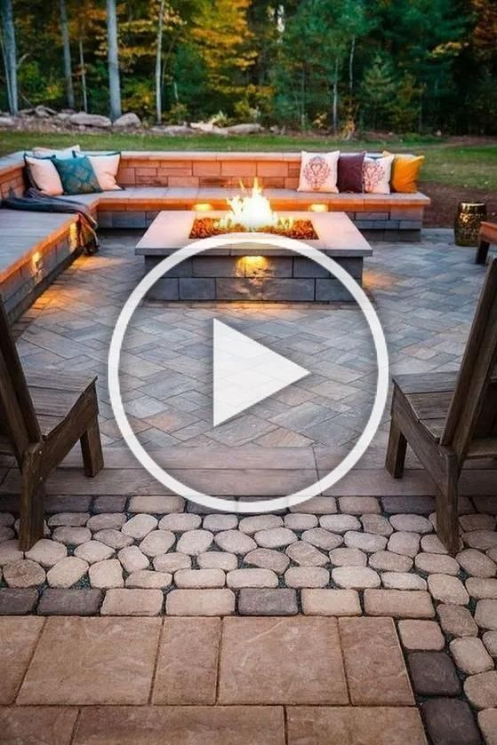Photo of ✔33 most creative cheap backyard patio ideas on a budget 17 » Decorinspiratio…