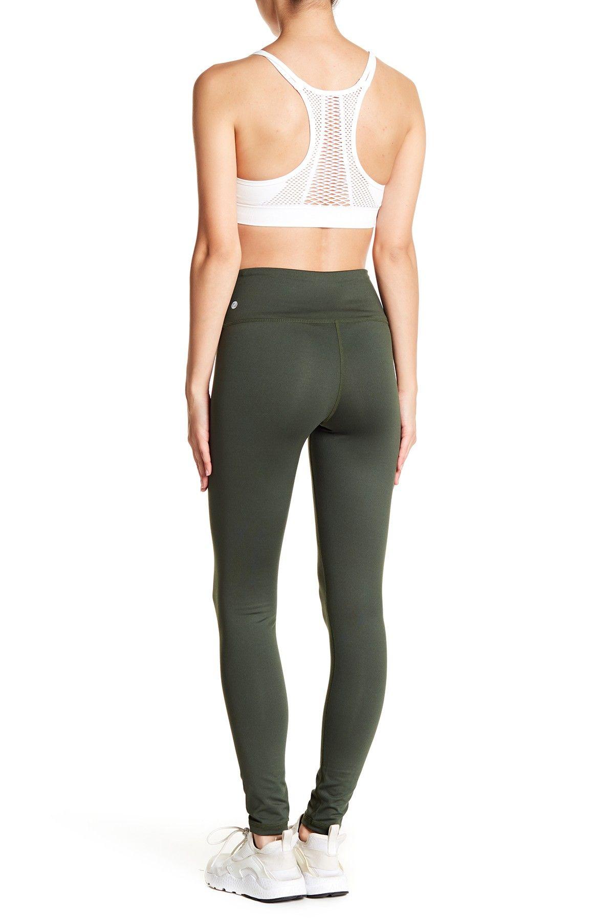 c21ad3a0a4ec2 Z By Zella | Nexus High Rise Crop Leggings | Fitness/Health | Leggings,  Nordstrom rack, Nordstrom