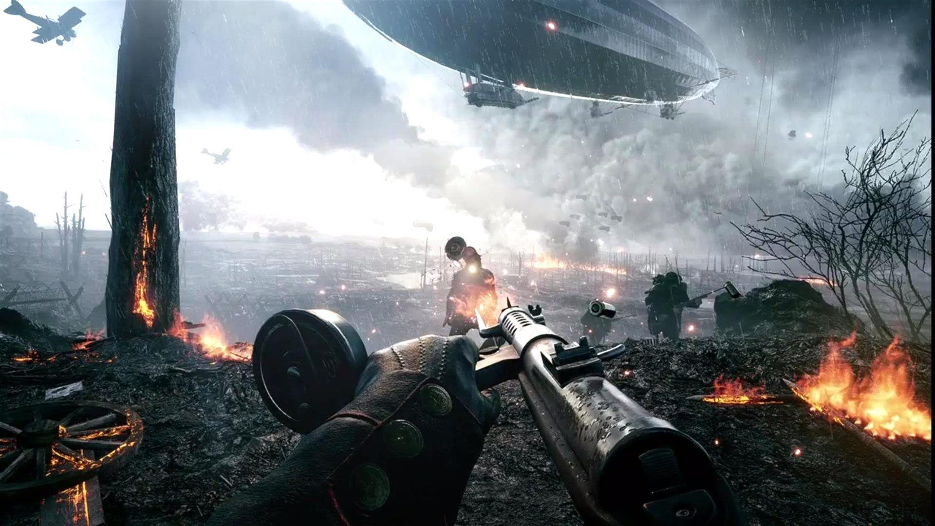 Battlefield 1 2 Hours Of Multiplayer Gameplay Battlefield 1