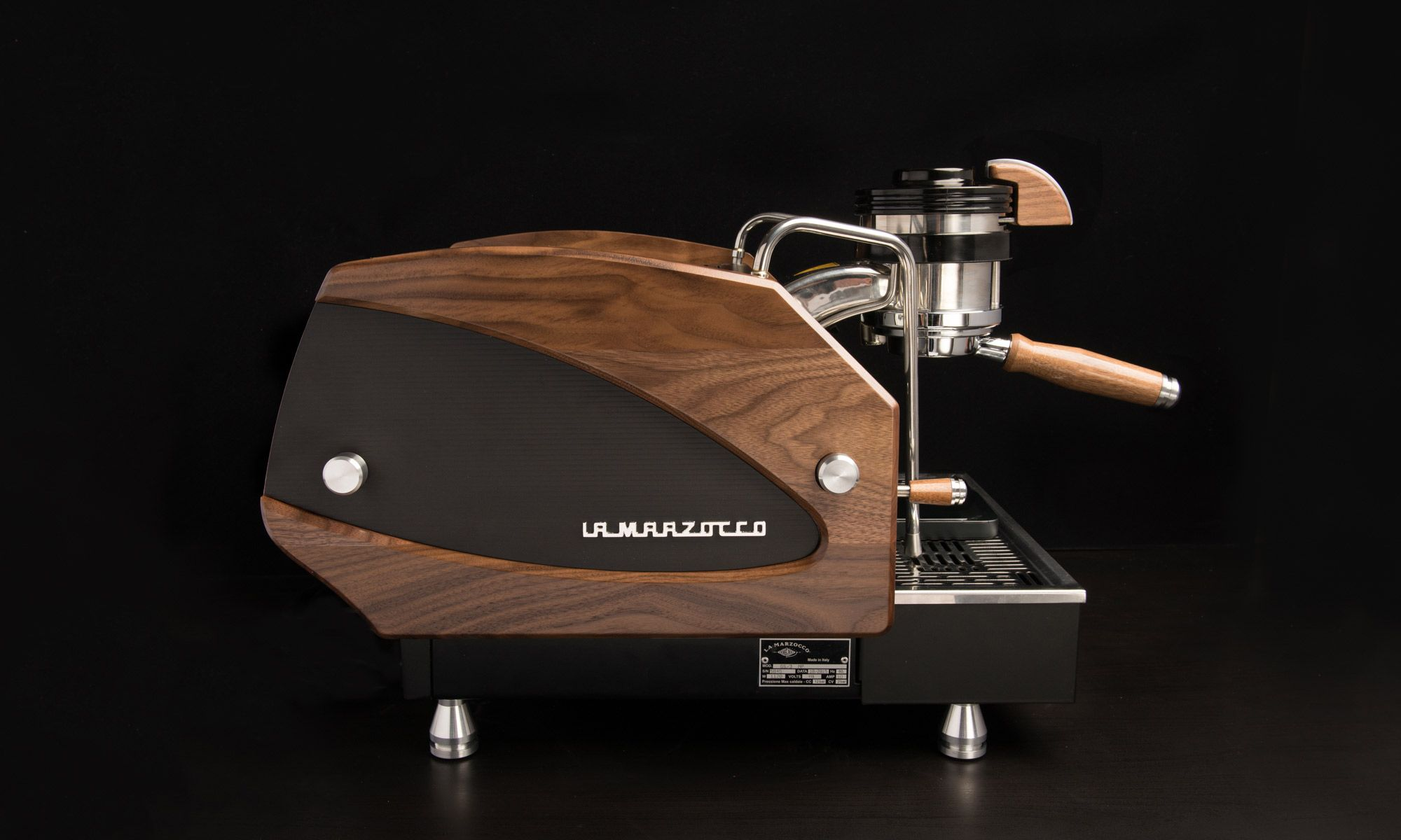 LaMarzocco GS3 Custom Designs by Design, Custom design