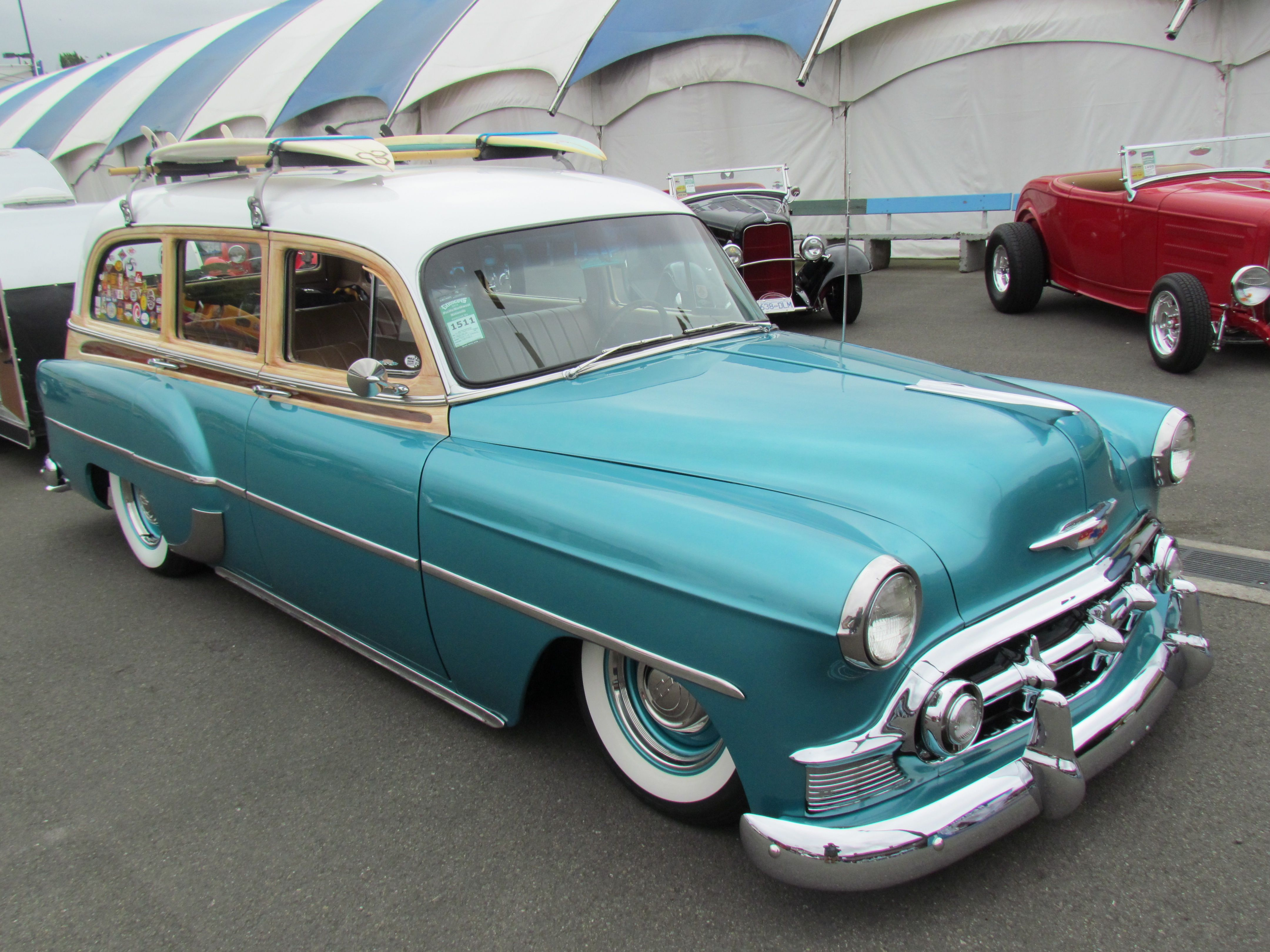 1953 Chevrolet Wagon Car Chevrolet Chevrolet Cool Pictures