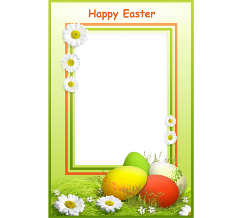 images of happy easter png photo frame wish you happy easter