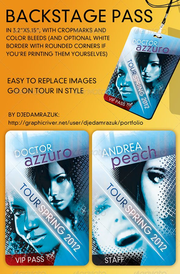 VIP Pass Event Invitation Vip pass, Vip and Print templates - free vip pass template