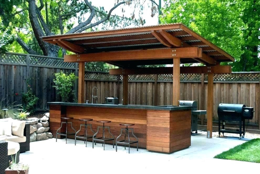 How To Build An Outdoor Kitchen Plans Outdoor Kitchen Plans