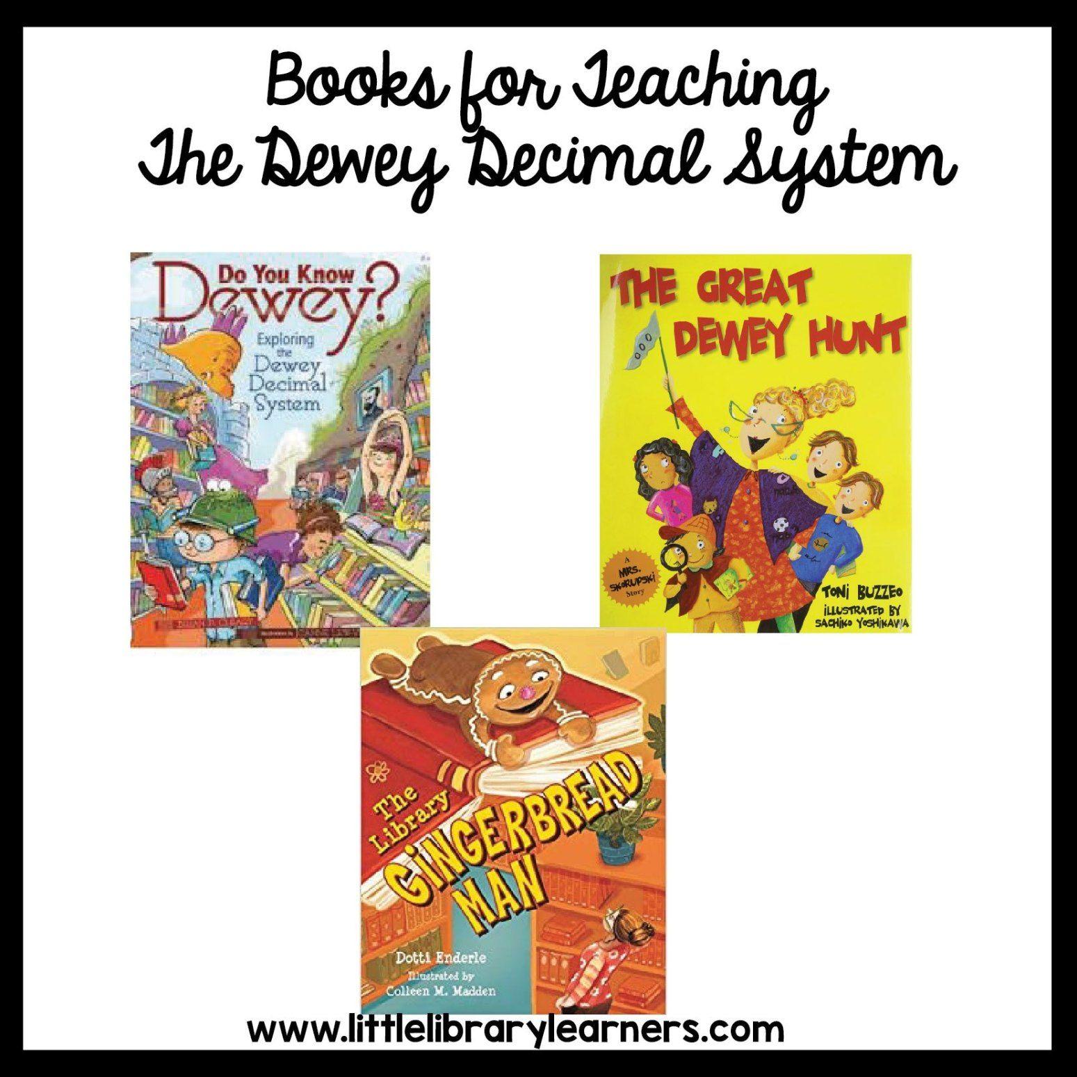 Making The Dewey Decimal System Fun