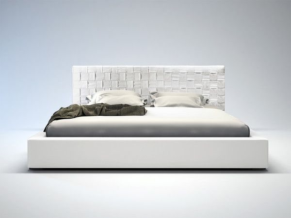 madison bed, white - hautebox.co - $1,775 | My funky little boutique ...