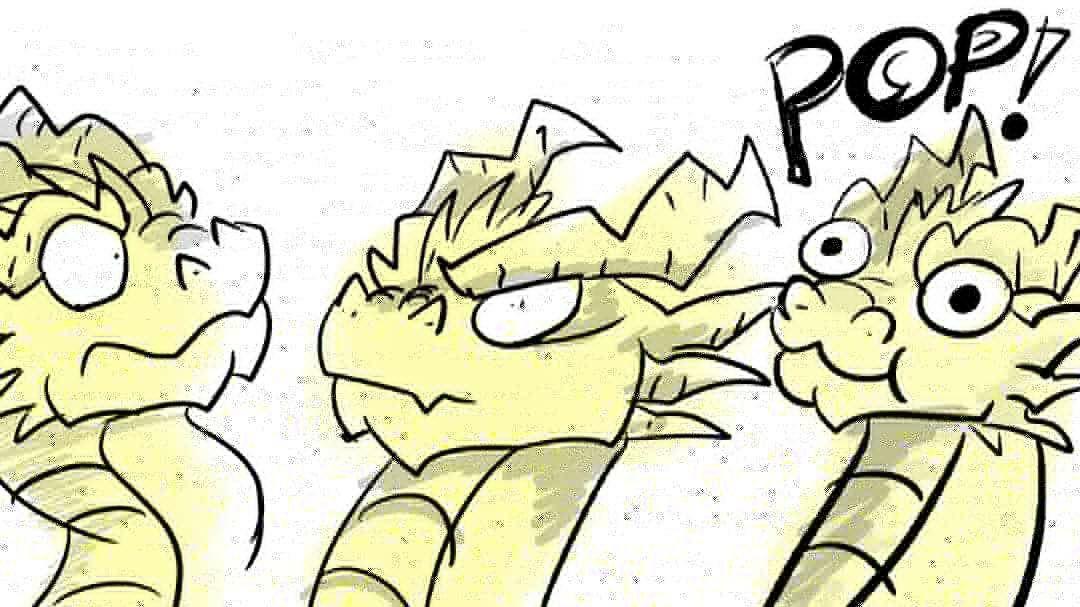 Oh yeah. Ghidorah can regenerate their heads - - - # ...