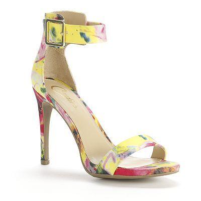 Candie's High Heels - Women | Floral